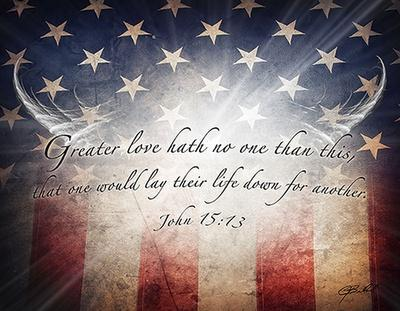No Greater Love (flag)