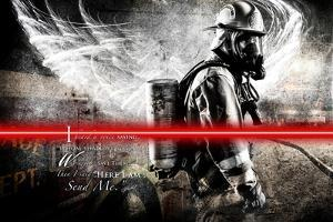 Send Me Firefighter 1 by Jason Bullard