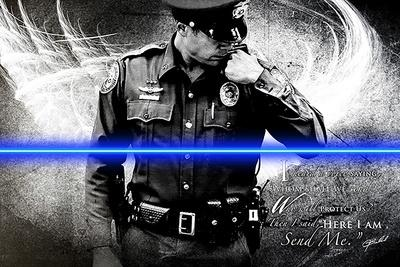 Send Me (Policeman)