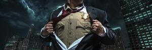 Sheriff Hero by Jason Bullard