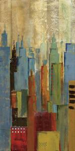 Towerscape I by Jason Cardenas