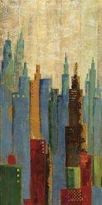Towerscape II by Jason Cardenas