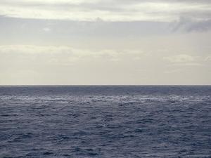 Vast Ocean in Dappled Shadow and Light, Bass Strait, Australia by Jason Edwards