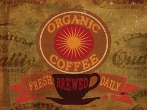 Organic Coffee by Jason Giacopelli