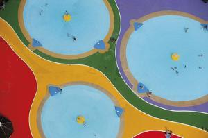 Pool Puzzle by Jason Hawkes