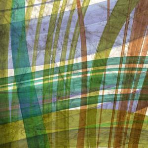 Paintstroke Tile II by Jason Higby