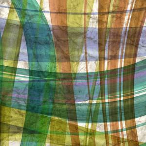 Paintstroke Tile III by Jason Higby