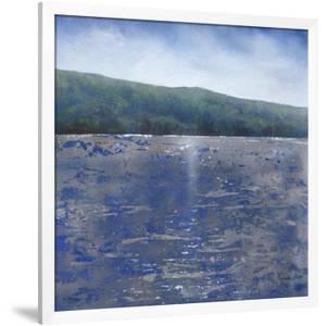 Silver Ocean I by Jason Jarava