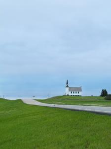 North Dakota, Carrington, Built in 1919 and Closed in 1969, the James River Lutheran Church by Jason Lindsey