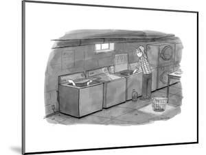 New Yorker Cartoon by Jason Patterson