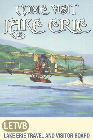 Come Visit Lake Erie
