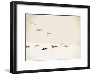 Paper Planes by Jason Ratliff