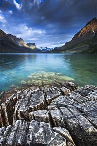 St. Mary Lake Glacier National Park by Jason Savage