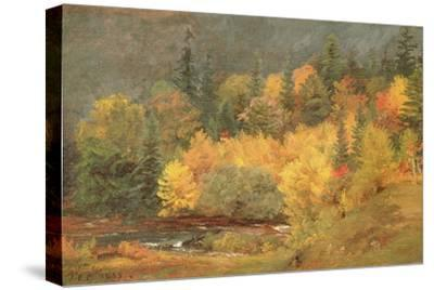 Autumn by the Brook, 1855
