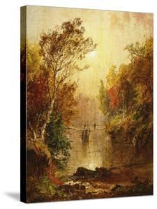 Autumn on the Wawayanda by Jasper Francis Cropsey