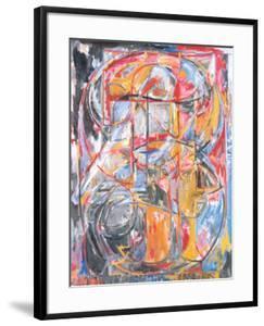 0 Through 9, 1961 by Jasper Johns