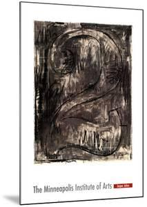 Figure 2, 1963 by Jasper Johns