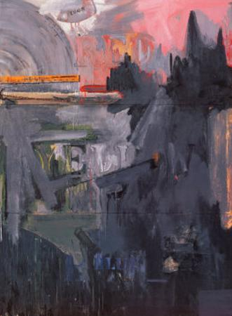Passage, c.1962 by Jasper Johns