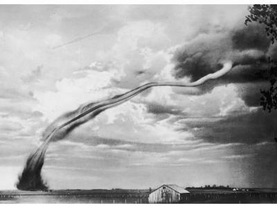 Jasper Tornado USA--Photographic Print
