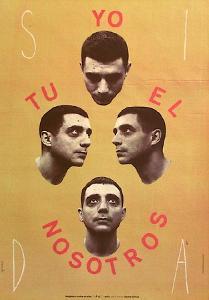 Yo Tu El Nosotros by Jaume Plensa