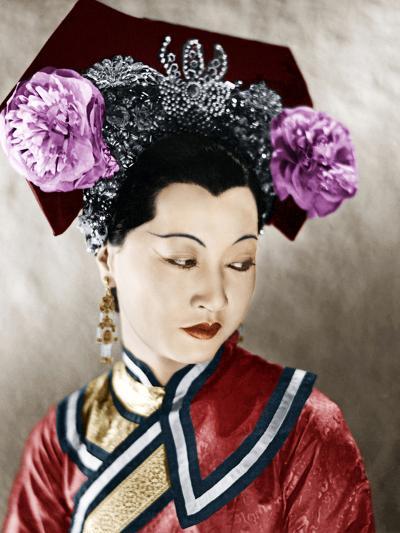 JAVA HEAD, Anna May Wong, 1934--Photo