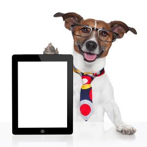 Business Dog Tablet Pc Ebook by Javier Brosch