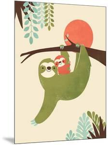 Mama Sloth by Jay Fleck