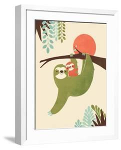 Mama Sloth by Jay Fleck