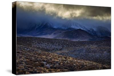 Conway Summit Along Highway 395 In The Eastern Sierras Northern California Near Mono Lake