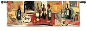 Vin Rouge Panel by Jay Li