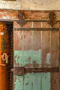 Pennsylvania, Philadelphia, Eastern State Penitentiary. Interior by Jay O'brien