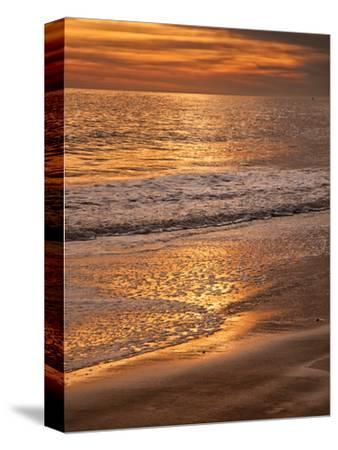 Sunset Reflection, Cape May, New Jersey, USA