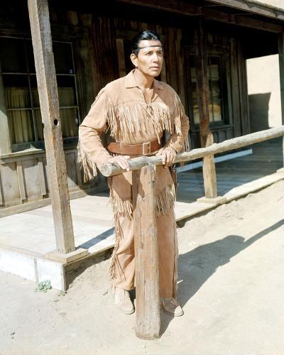 Jay Silverheels - The Lone Ranger--Photo