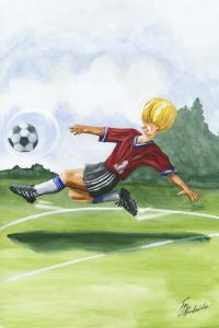 Kickin it I by Jay Throckmorton