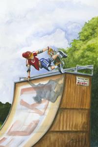 Serious Hangtime by Jay Throckmorton
