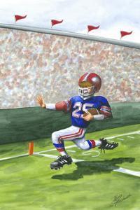 Touchdown by Jay Throckmorton