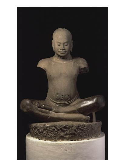 Jayavarman VII--Giclee Print