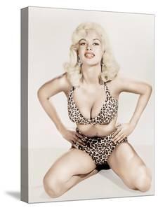 Jayne Mansfield, ca. late 1950s