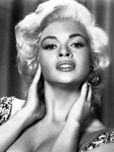 """Jayne Mansfield. """"The Girl Can't Help It"""" [1956], Directed by Frank Tashlin."""
