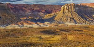 Arizona. Landscape in Glen Canyon National Recreation Area by Jaynes Gallery