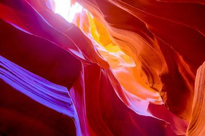 Arizona, Page, Upper Antelope Slot Canyon