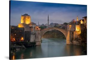 Bosnia and Herzegovina, Mostar. Stari Most Bridge by Jaynes Gallery