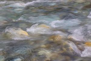 Canada, British Columbia, Kootenay National Park. Tokumm Creek current. by Jaynes Gallery