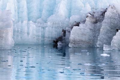 Close-Up of Margerie Glacier, Glacier Bay National Park, Alaska, USA by Jaynes Gallery