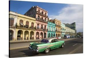 Cuba, Havana. City scenic. by Jaynes Gallery