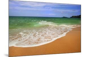 Scenic of Secret Beach, Kauai, Hawaii, USA by Jaynes Gallery