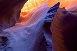 USA, Arizona, Page. Slot Canyon Scenic by Jaynes Gallery