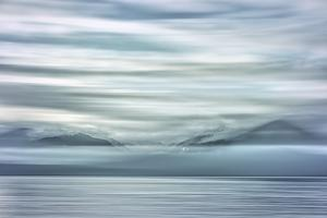 USA, Washington State, Seabeck. Motion blur seascape by Jaynes Gallery