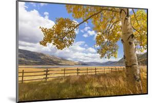 Utah, Fishlake National Forest. Landscape of Fish Lake and Mountains by Jaynes Gallery