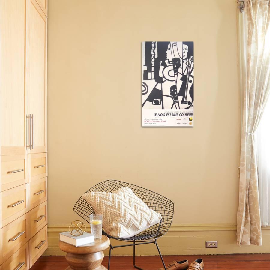 Jazz, 1930 Art Print by Fernand Leger | the NEW Art.com